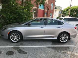 2015 Chrysler 200 AWD Loaded